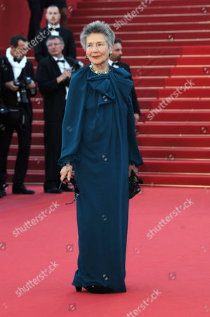 'Blood Ties' Red Carpet at the Palais Des Festivals During the 66th Cannes Film Festival Emmanuelle Riva