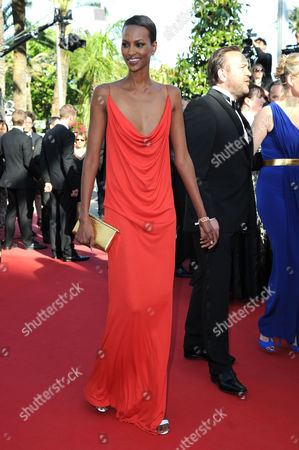 'Blood Ties' Red Carpet at the Palais Des Festivals During the 66th Cannes Film Festival Yasmin Warsame