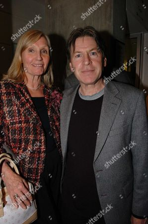 1st Night of Brighton Rock at the Almeida Theatre Islington Alan Price with His Wife