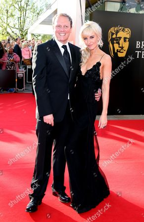 British Academy Television Awards at the Royal Festival Hall Anthony Cotton and Katherine Kelly