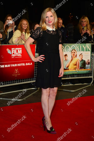 Brooklyn Gala Screening at Odeon Leicester Square Eva Birthistle