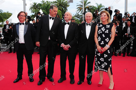 Closing Night Gala For the 68th Cannes Film Festival at the Palais Des Festivals Claude Lorius (c)