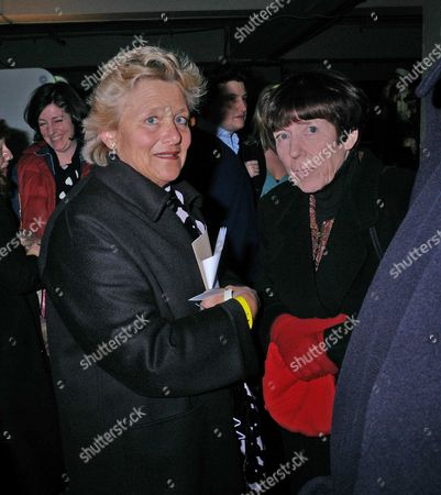 The Couture Car Boot Sale Gala Preview Evening at Selfridges Car Park Oxford Street Dame Vivian Duffield & Lady Rothschild