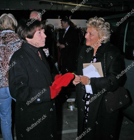 The Couture Car Boot Sale Gala Preview Evening at Selfridges Car Park Oxford Street Lady Rothschild & Dame Vivian Duffield