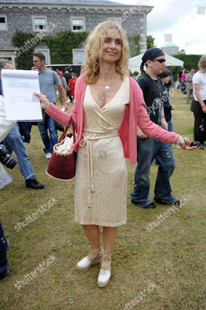 Cartier Style Et Luxe at Goodwood Festival of Speed Goodwood Uk Maryam D'abo