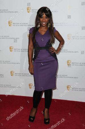 Children's British Academy Film and Television Awards at the Hilton Hotel Park Lane Kemi Majeks
