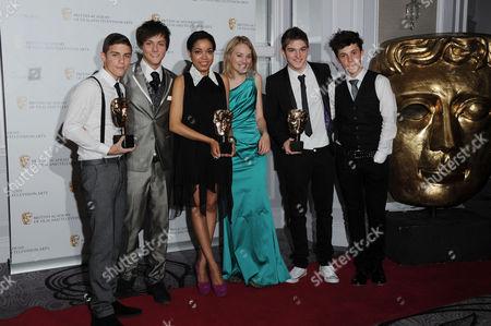 Editorial picture of Children's Bafta Awards - 25 Nov 2012