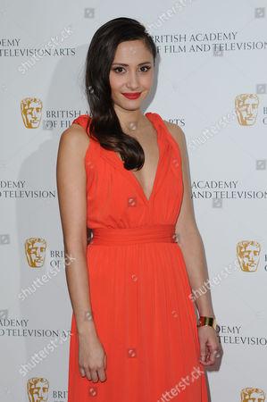 Stock Photo of Children's British Academy Film and Television Awards at the Hilton Hotel Park Lane Klariza Clayton