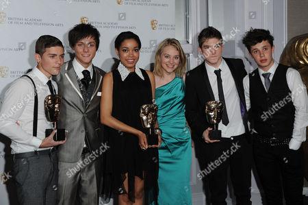 Editorial photo of Children's Bafta Awards - 25 Nov 2012