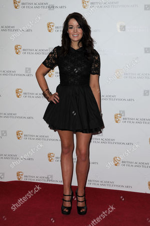 Stock Photo of Children's British Academy Film and Television Awards at the Hilton Hotel Park Lane Jade Ramsey