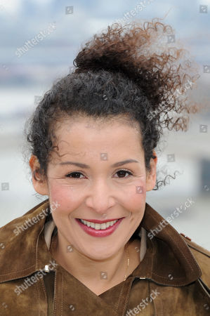 Chime For Change Photocall at the Corinthia Hotel Mariane Pearl
