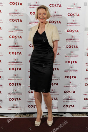 Stock Picture of Costa Book Awards at Quaglino's Mayfair Wendy Holden