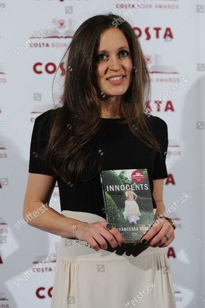 Editorial photo of Costa Book Awards - 29 Jan 2013