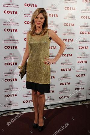 Costa Book Awards at Quaglino's Mayfair Andrea Catherwood