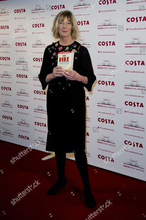 Costa Book Awards 2013 at Quaglinos Mayfair Lucy Hughes-hallett - Costa Biography Award Winner