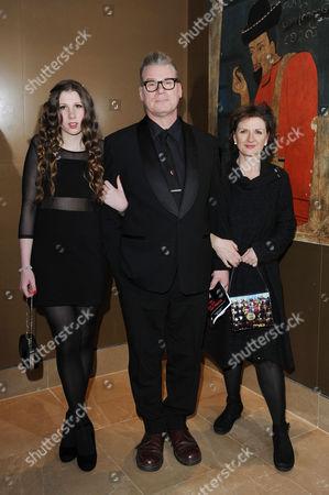 the London Critics Circle Film Awards at the Mayfair Hotel Mark Kermode