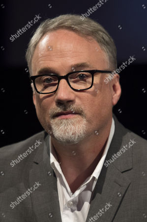 David Fincher at Bafta's 'Life in Pictures' Series at Bafta Piccadilly