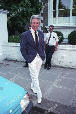 Editorial picture of David Frost's Annual Garden Party at His House in Carlyle Square, Chelsea - 28 Jun 1994