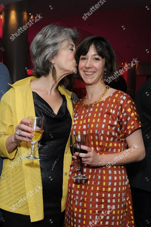Daytona First Night at the Theatre Royal Haymarket and Afterparty at the Haymarket Hotel Maureen Lipman with Her Daughter Amy Rosenthal