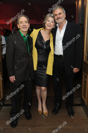 Daytona First Night at the Theatre Royal Haymarket and Afterparty at the Haymarket Hotel Harry Shearer Maureen Lipman and Oliver Cotton