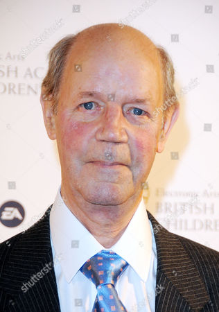 Ea British Academy Children's Awards at the Hilton Park Lane Brian Cant