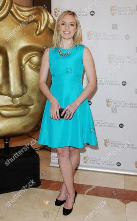 Ea British Academy Children's Awards at the Hilton Park Lane Bonita Norris