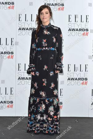 the 2016 Elle Style Awards London Lisa Eldridge