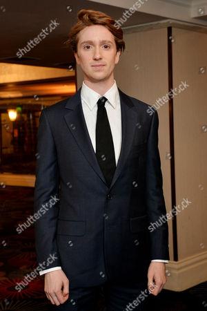 Empire Film Awards at the Grosvenor House Hotel Luke Newberry