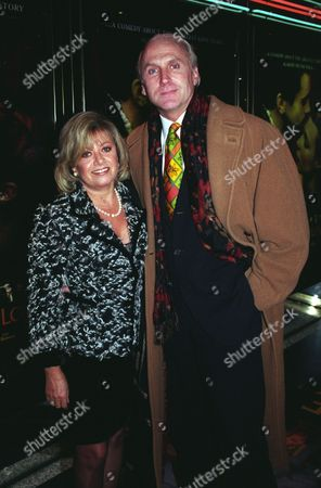 European Gala Charity Premiere of 'Shakespeare in Love' in Aid of Chicken Shed Theatre Company at the Empire Leicester Square and Afterparty at Threadneedle Street Elaine Page with Christopher Price