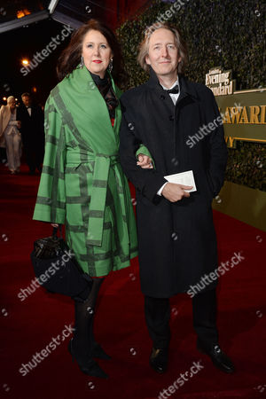 the Evening Standard Theatre Awards at Old Vic Jonathan Church