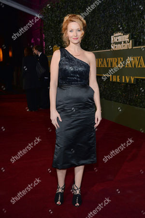 the Evening Standard Theatre Awards at Old Vic Amy Beth Hayes