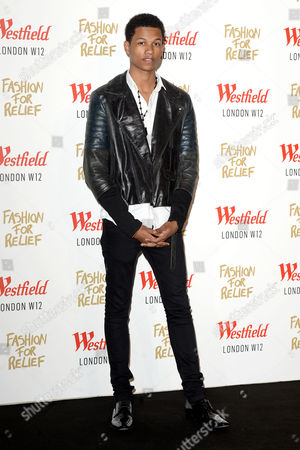 Fashion For Relief at Westfield Shepherds Bush Cody Wise