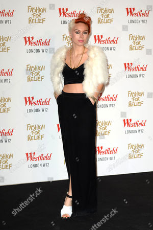 Fashion For Relief at Westfield Shepherds Bush Jj Rosa