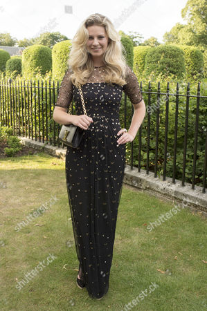 Estee Lauder Companies Fashion Rules: Dresses From the Collections of the Queen Princess Margaret & Princess Diana - Launch Party at Kensington Palace Chloe Hayward