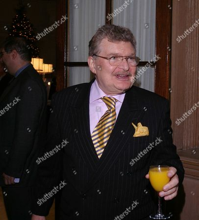 First Night Afterparty For 'The Night of the Iguana' at Le Meridien Hotel Piccadilly Derren Nesbitt