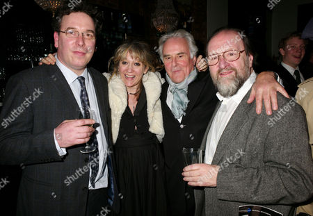 First Night Party For 'Private Lives' at Jewel Covent Garden Sonia Friedman the Director Richard Eyre and Duncan Weldon