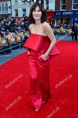 Florence Foster Jenkins World Premiere at Odeon Leicester Square Sarah Solemani