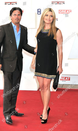 Founders Forum at the Royal Academy of Art Piccadilly Oliver Wheeler with His Wife Tina Hobley