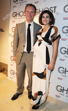 'Ghost' Press Night Afterparty at the Corinthia Hotel Andrew Langtree