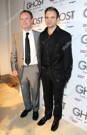 'Ghost' Press Night Afterparty at the Corinthia Hotel Andrew Langtree and Director Matthew Warchus