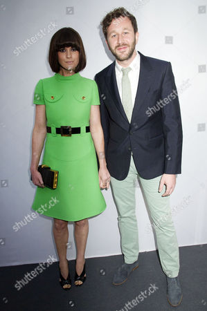 Glamour Woman of the Year Awards 2012 at Berkeley Square Gardens Chris O'dowd with His Girlfriend Dawn Porter