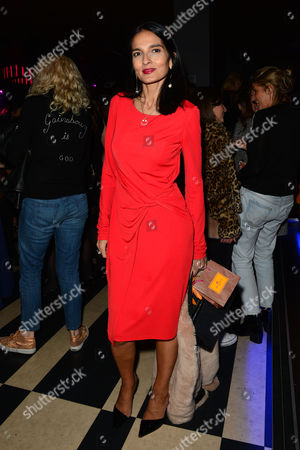 Hello! Fashion Monthly First Anniversary Party at Charlie Berkeley Street Yasmin Mills