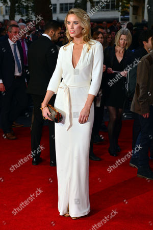 High Rise Premiere During the London Film Festival at Odeon Leicester Square Alexandra Weaver
