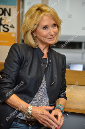 07 08 2014 A New Autobiography I Joke to Much by Michael Rudman the Theatre Director's Tale Launch Party and Reading at French's Bookshop Fitzroy Street London Felicity Kendal