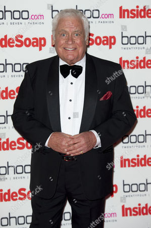Inside Soap Awards Arrivals at One Marylebone Tom Oliver