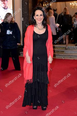 Itv Gala at the London Palladium Lesley Joseph