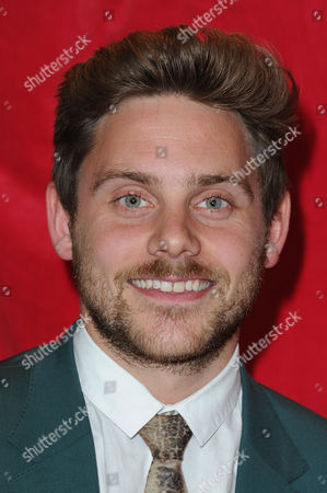 Itv Soap Awards at the Hackney Empire\ James Atherton