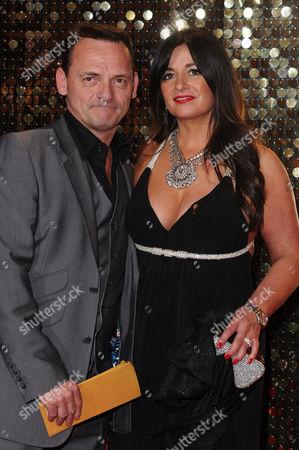 Itv Soap Awards at the Hackney Empire Perry Fenwick