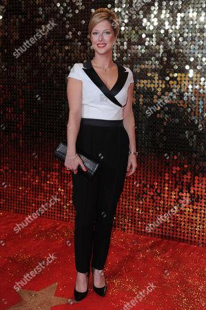 Itv Soap Awards at the Hackney Empire Gemma Bissix