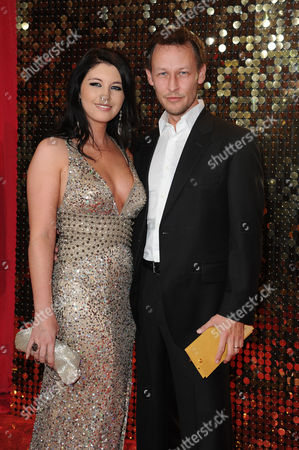 Stock Picture of Itv Soap Awards at the Hackney Empire Adrian Lewis Morgan